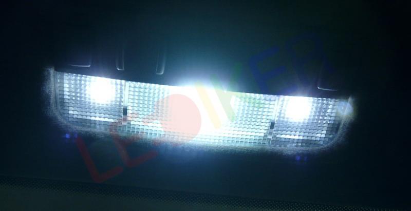 żarówki Do Oświetlenia Wnetrza Podsufitki Passat B5 Fl